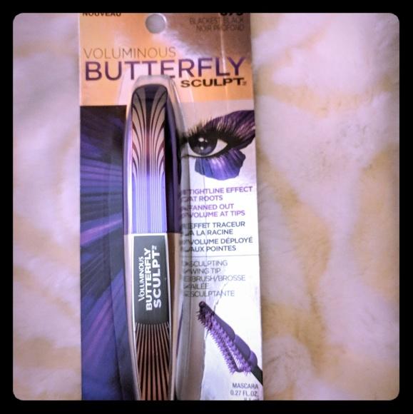 9f365f5efac L'Oreal Makeup   Loreal Paris Butterfly Sculpt Mascara   Poshmark
